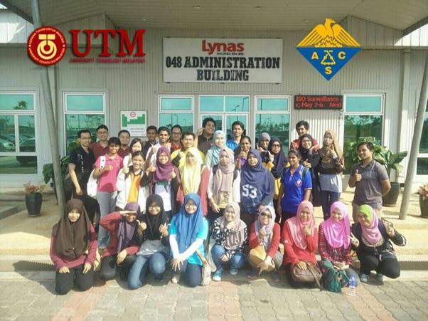 ACS Student Chap Ind Visit3