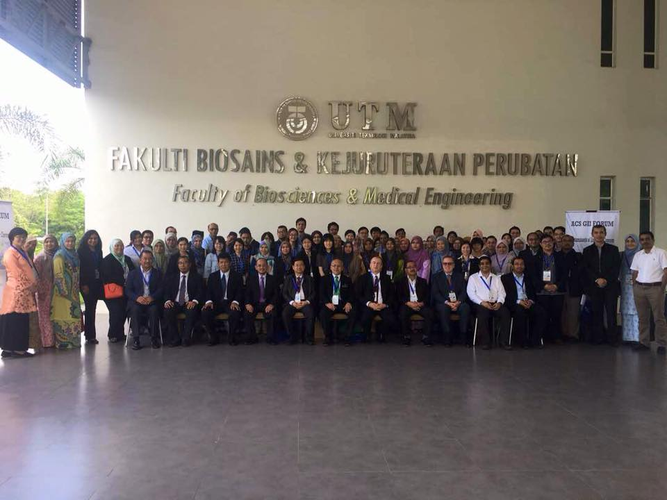ACS Gii Forum CEC 2017
