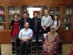 ACS Office of International Activities Visit