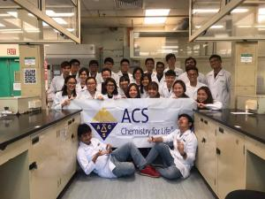 ACS Curtin University Making Perfume